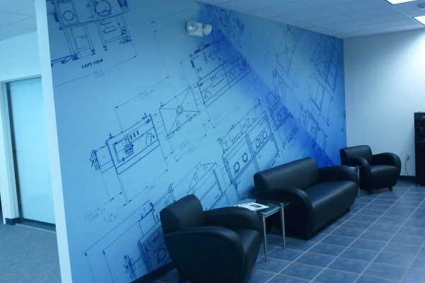 Custom Wall Graphics